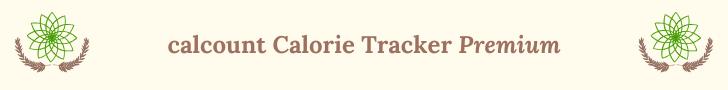 Calorie Tracker Premium