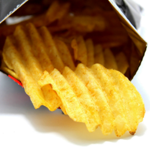 swap carbs chips
