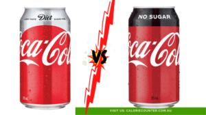 Diet Coke versus Coke No Sugar