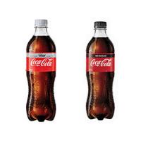 Diet Coke and Coke No Sugar