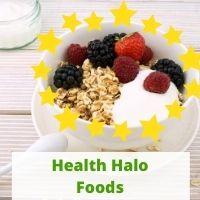 Health Halo Food