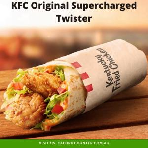 KFC Original Supercharged Twister