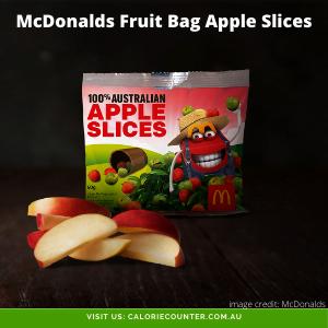 McDonalds Apple Slices