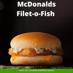 McDonalds Filet-o-Fish