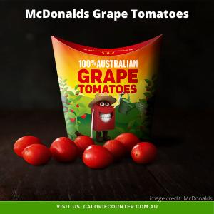 McDonalds Grape Tomatoes