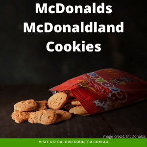 McDonalds McDonaldland Cookies