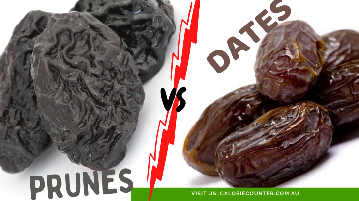 Dates VS Prunes