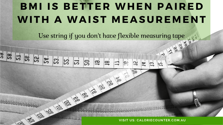 Waist Measure with BMI