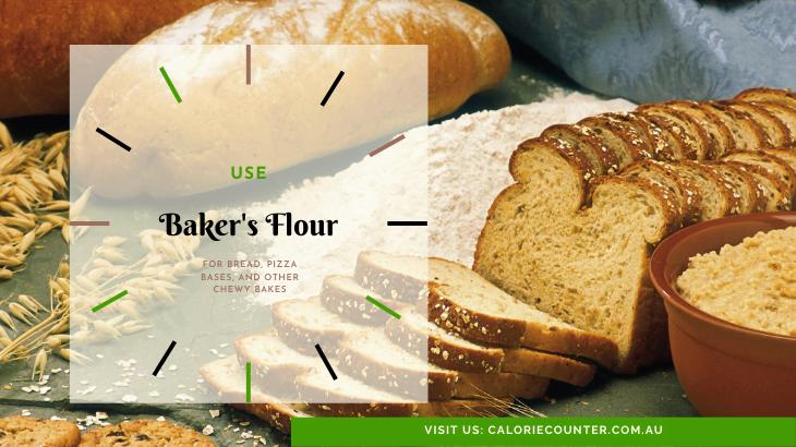 Bakers Flour in Australia