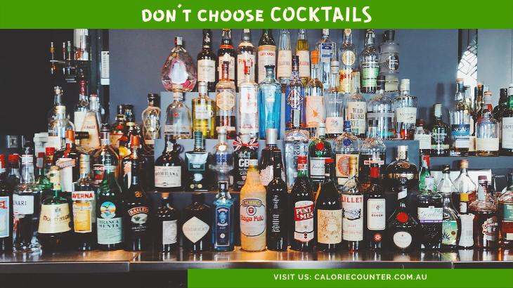 Do Not Drink Cocktails