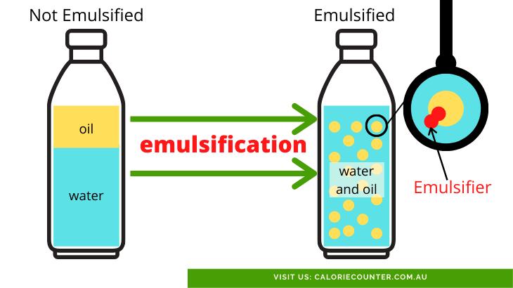 How Emulsification Works