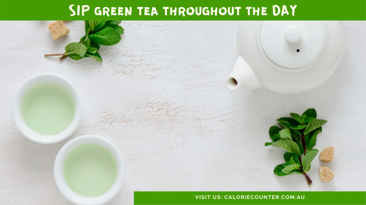 Drink Green Tea to Lose Weight Fast