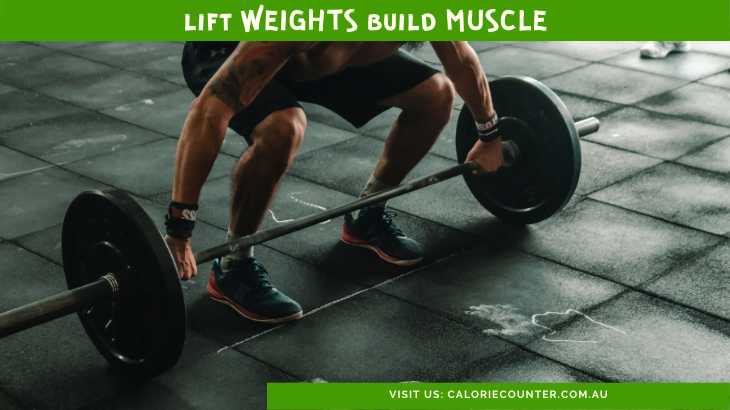 Lift Weights to Lose Weight Fast