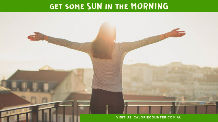Get some sun to lose weight FAST