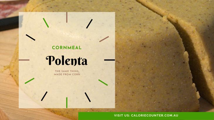 Polenta Cornmeal in Australia