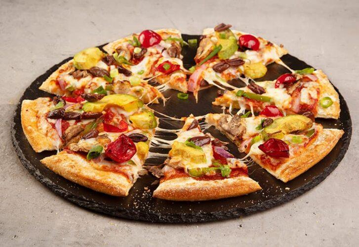 Domino's Avocado Veg Pizza