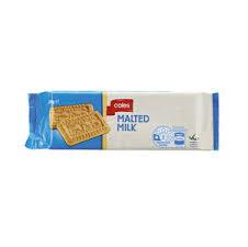 Coles low calorie Malted Milk snack