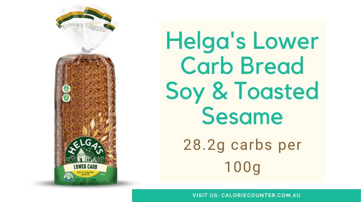 Helga's Low carb bread