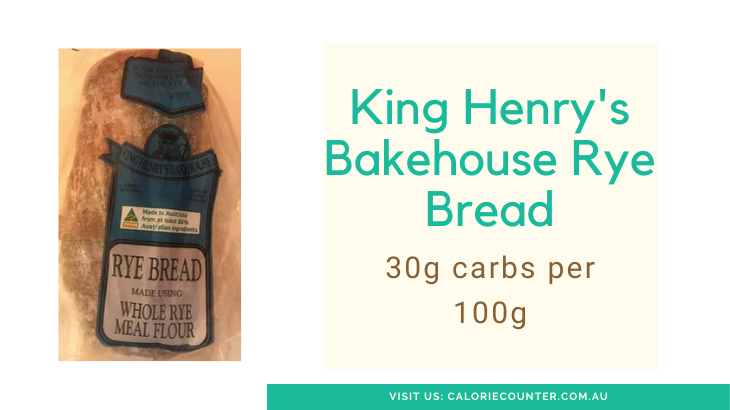 Low Carb bread King Henry
