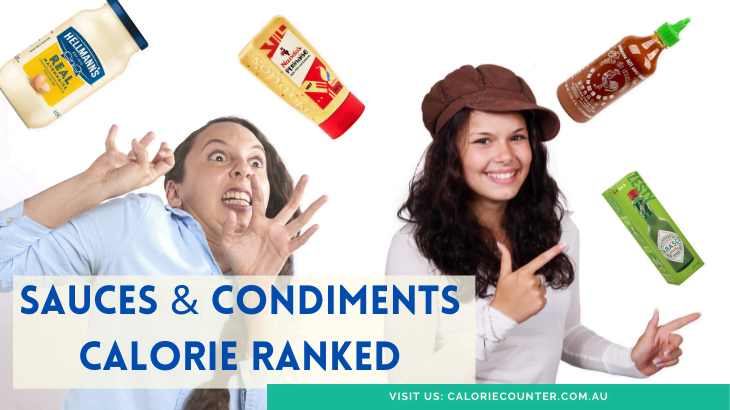 Low Calorie Sauces and Condiments