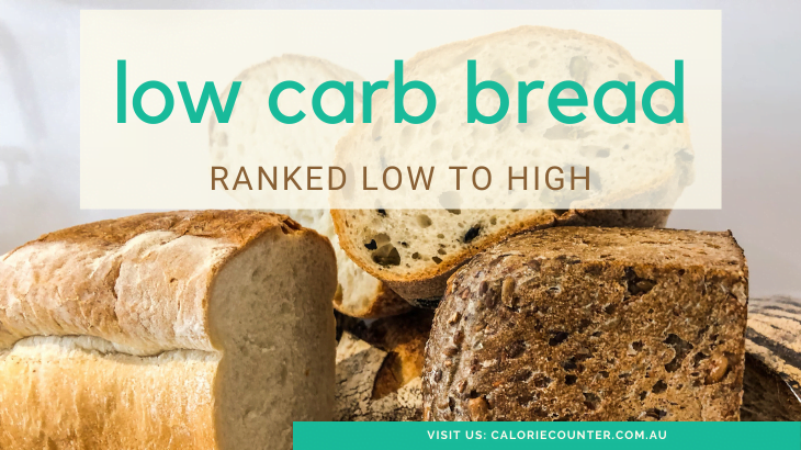 Low Carb Bread ranked