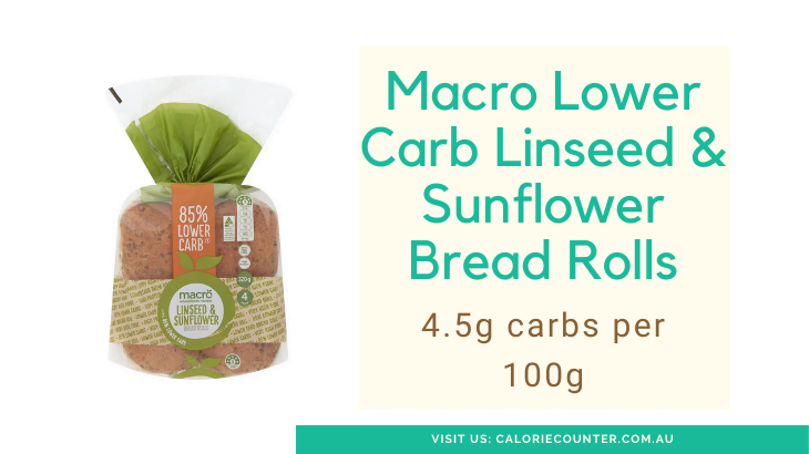 macro low carb bread