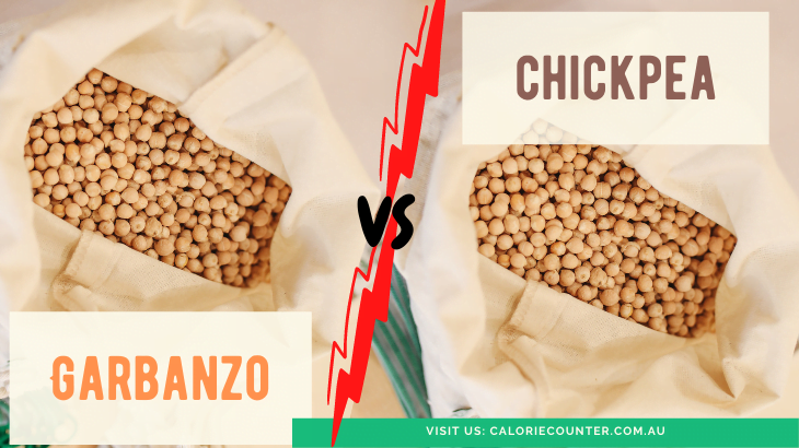 chickpeas are garbanzo beans
