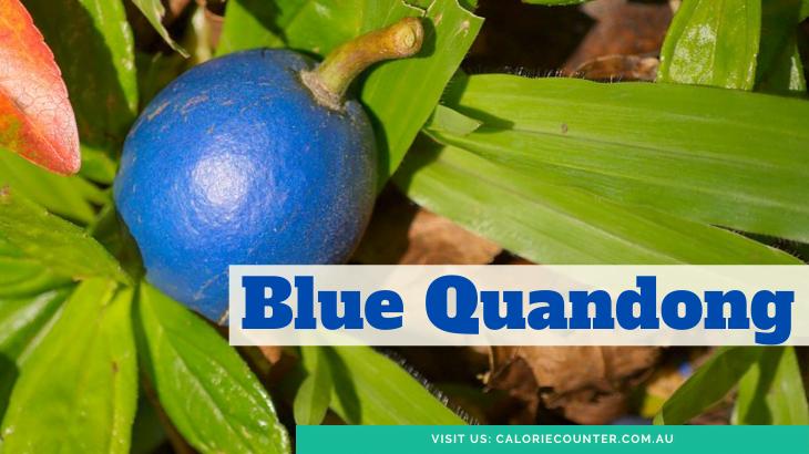 Blue Foods Quandong