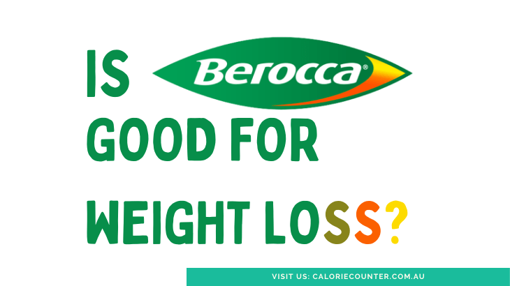 Is Berocca Good For Weight Loss