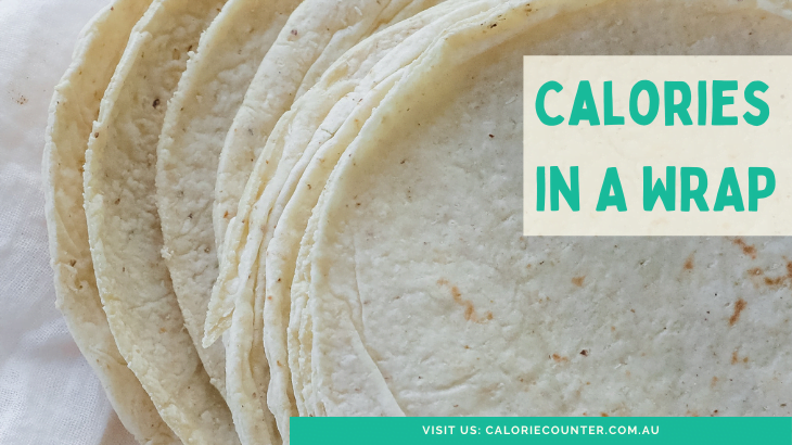 How Many Calories in a Wrap?