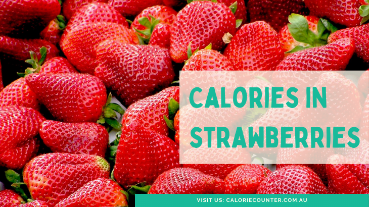 How Many Calories in Strawberries