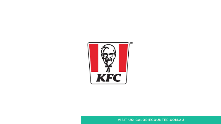 KFC Menu Calories