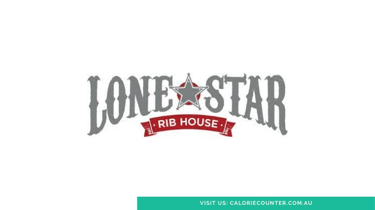 Lone Star Menu Calories
