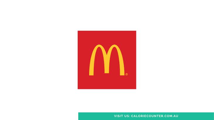McDonalds Menu Calories