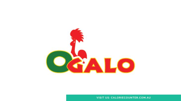 Ogalo Calories