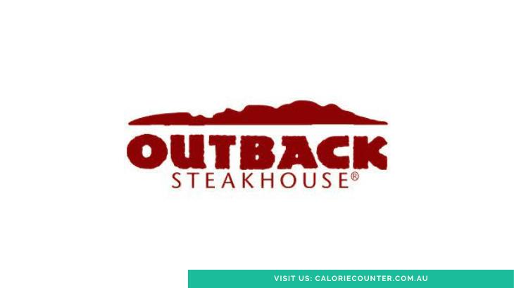 Outback Steakhouse Menu Calories