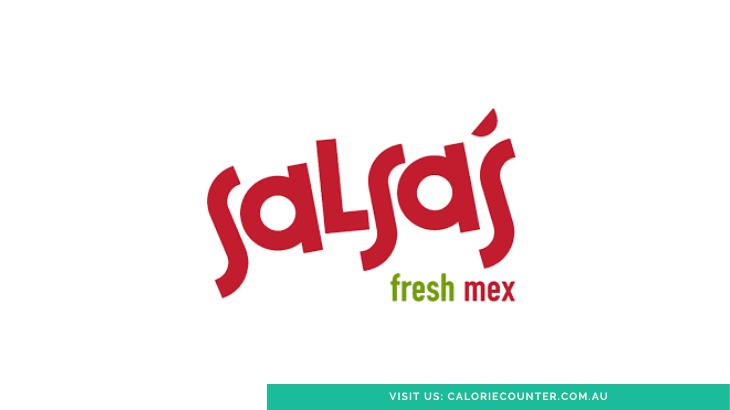 Salsa's Menu Calories
