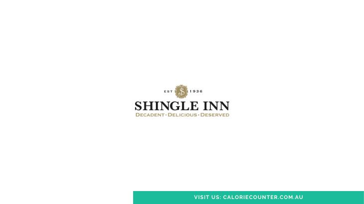 Shingle Inn Menu Calories
