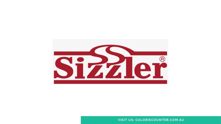 Sizzler Menu Calories