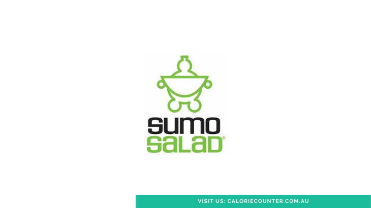 Sumo Salad Menu Calories