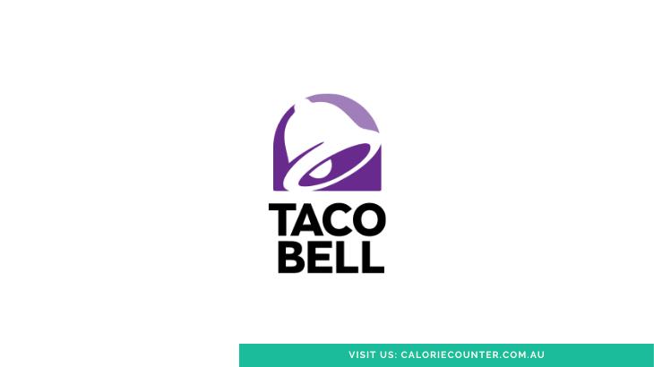 Taco Bell Menu Calories