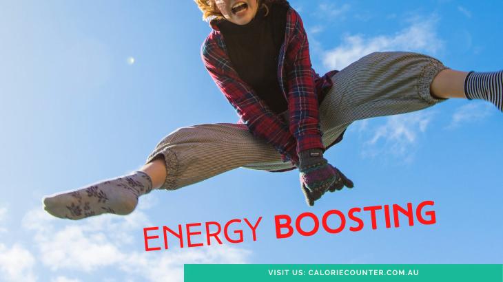 Fat Burners boost Energy