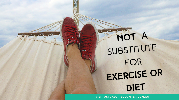 Fat Burners cannot substitute Exercise and Diet