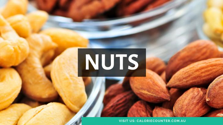 Magnesium in Nuts