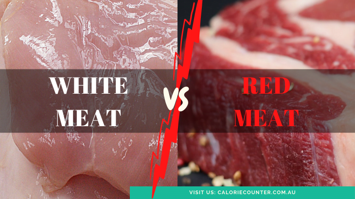 White Meats VS Red Meats